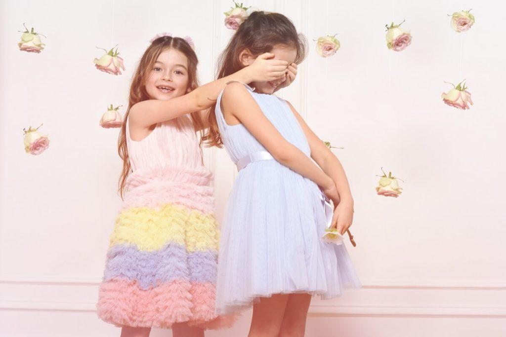 Sélection robes de princesse pour fillette
