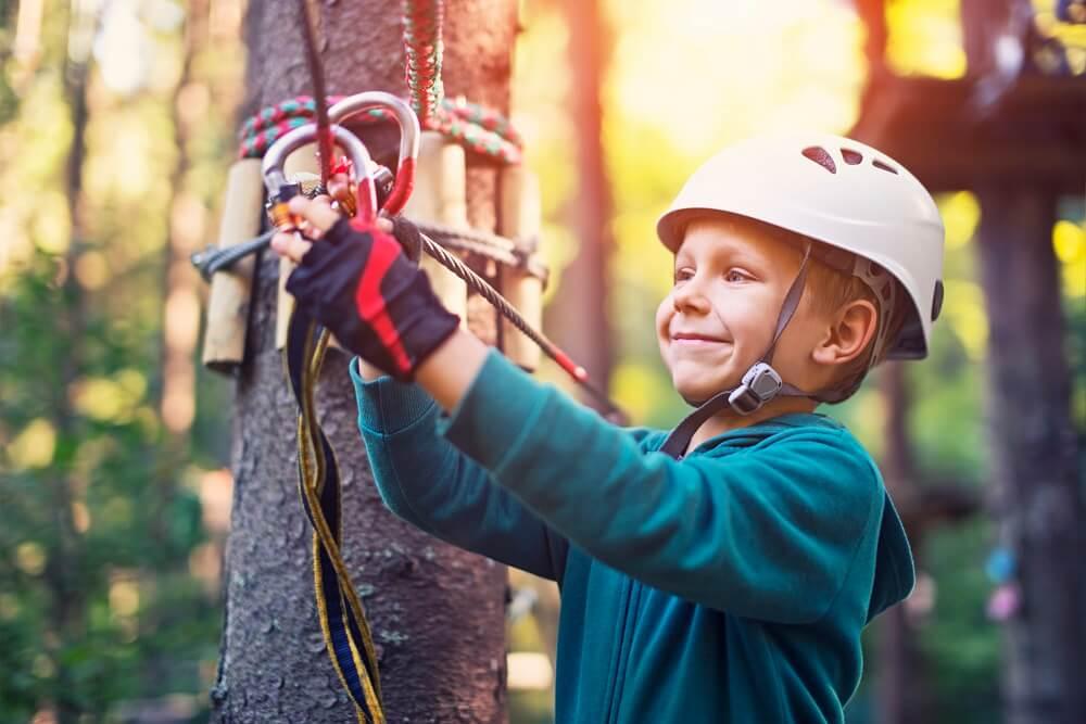 5 activités pour défouler vos enfants le week-end